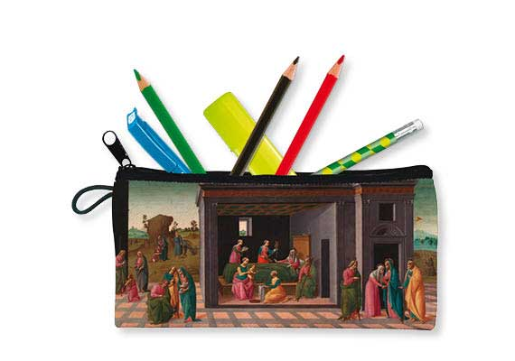 Pens and pencils case